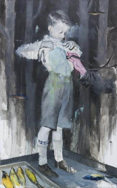 , 'Backbone,' 2017, Seager Gray Gallery