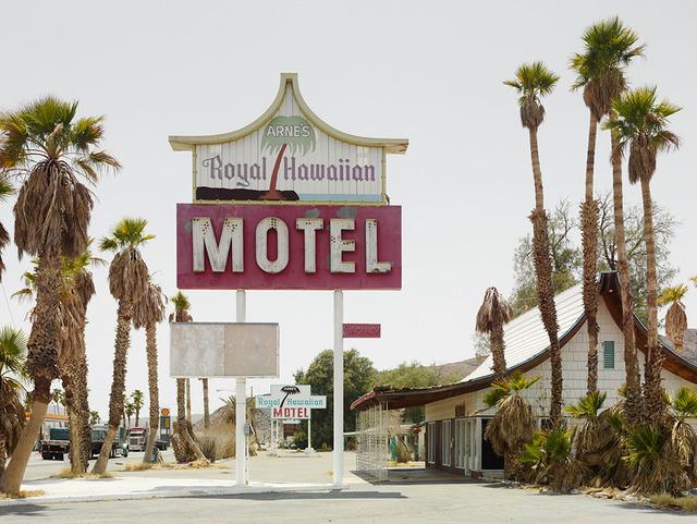 Josef Hoflehner | Royal Hawaiian Motel, Baker, California