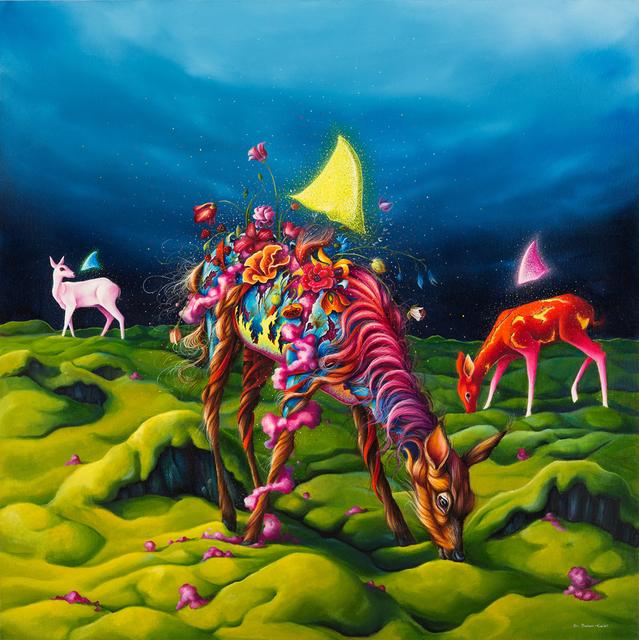 , 'We Run the World,' , Corey Helford Gallery