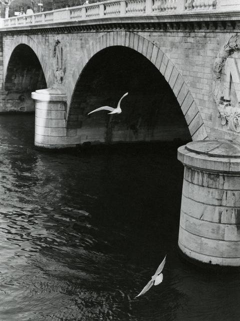 , 'Pont Naploeon, Paris,' 1979, Deborah Bell Photographs
