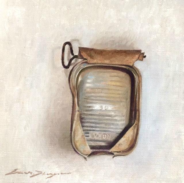 Eric G Thompson, 'Sardine Tin', 2015, Abend Gallery