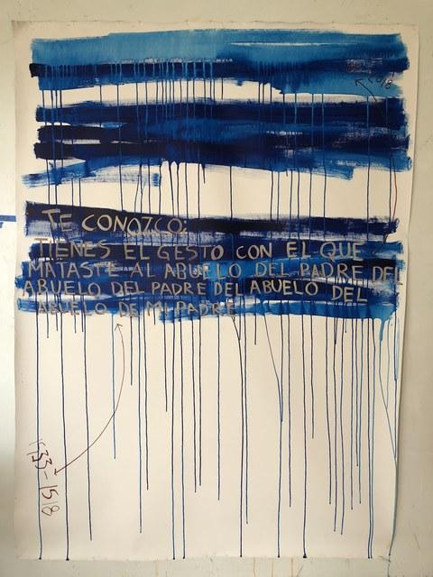 , 'Crónica de las ausencias 2,' 2018, Parque Galería