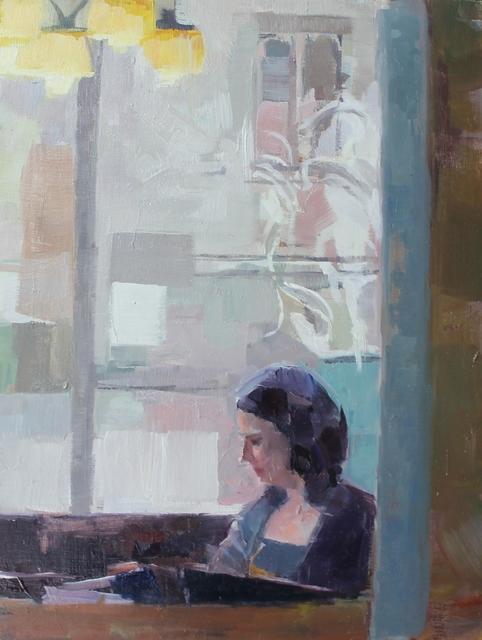 , 'Interior study,' , Castlegate House Gallery