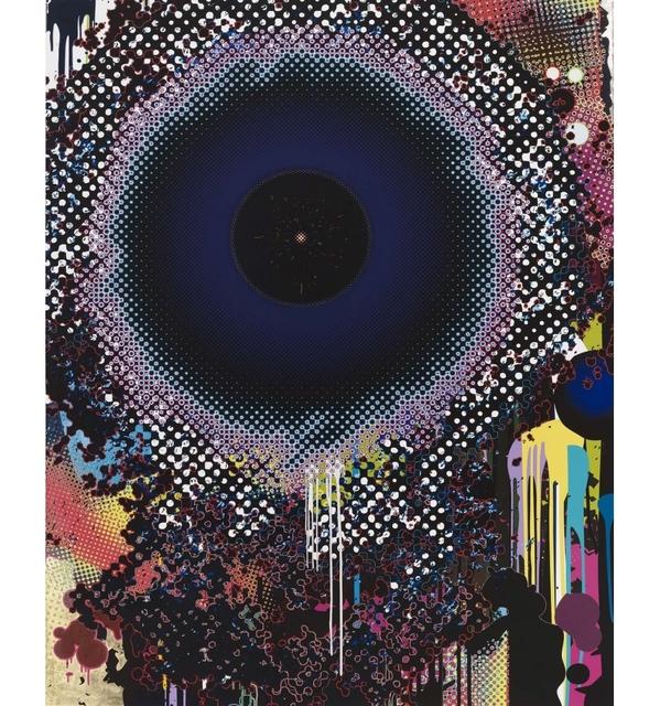 Takashi Murakami, 'Warp', 2009, Kunzt Gallery