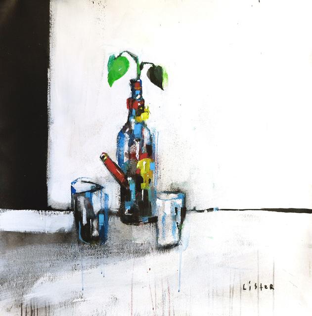 , 'New Boys/Old Tricks,' 2014, Lazinc
