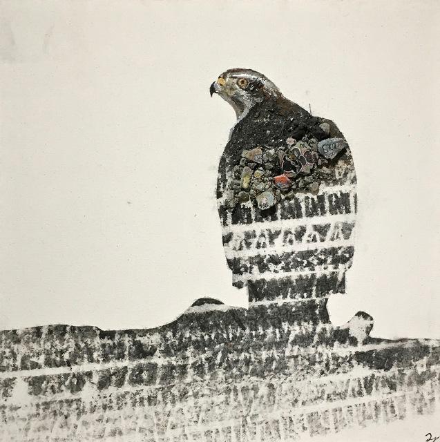 , 'Concrete Jungle, Hawk 2,' 2017, Maison Depoivre