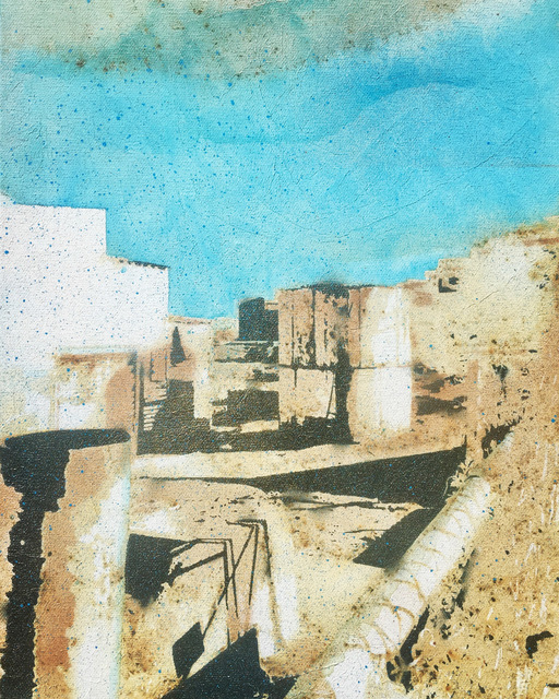 , 'The Ruins on Cannery Row,' , Tim Collom Gallery