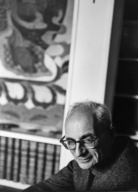 , 'CLAUDE LEVI-STRAUSS, 1963,' 1963, Beetles + Huxley
