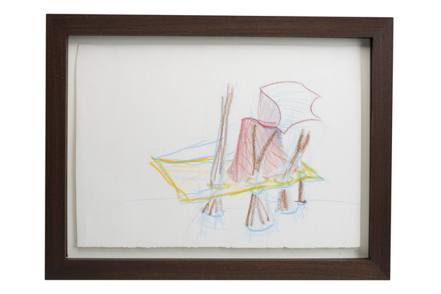 Steven and William Ladd, 'Terre Du Lac Original Sketch', 2005, Mingei International Museum