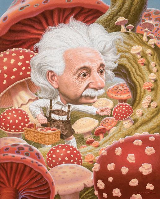 , 'Einstein's Mushrooms,' 2013, KP Projects