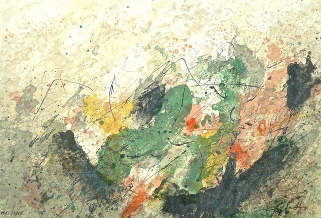 Baruj Salinas, 'Nucleate', 1979, MLA Gallery