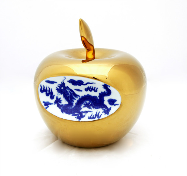 Li Lihong, 'Apple - Gold 2013 ', 2013, Galerie Loft