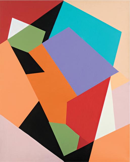 , 'Étendue / Expanse,' 1961, Simões de Assis Galeria de Arte