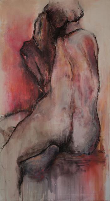 Roxana Portal, 'Arkana XXV', 2019, Painting, Acrylic on canvas, ACCS Visual Arts
