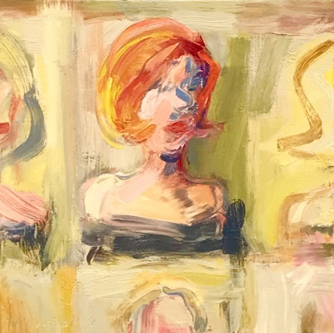 , 'Self Portrait 2,' 2017, Dolby Chadwick Gallery