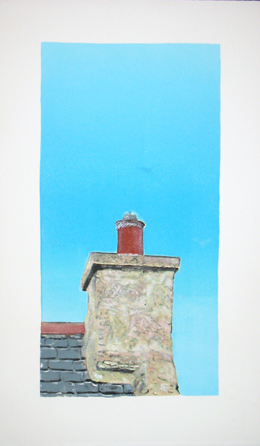 Agnes Murray, 'Roanheads Chimney, #9 (Scotland)', 2014, Tabla Rasa Gallery