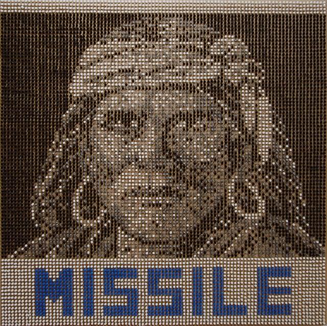 Rigo 92, 'Missile', 1992, di Rosa