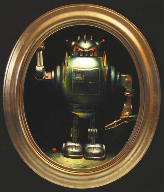 , 'Dancing Robot,' 2017, Rice Polak Gallery