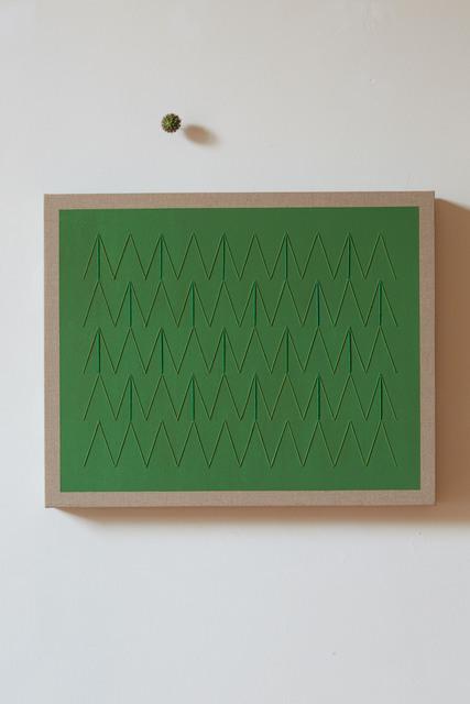 , 'Green Punishment,' 2017, Spotte Art