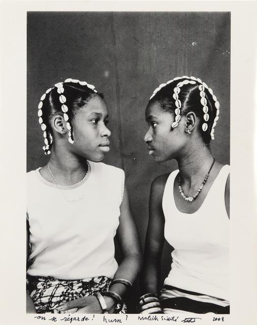 , 'On se regarde! hum?,' 1970, Jack Shainman Gallery