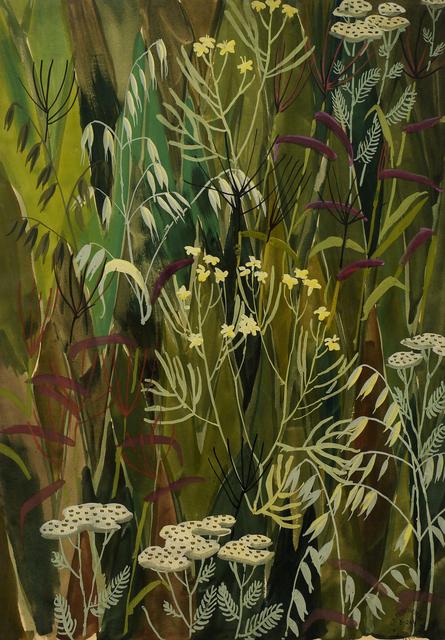 , 'Wallpaper Design no. 3,' , DC Moore Gallery