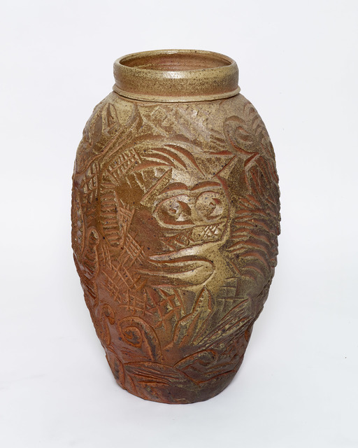 , 'Two Guardians Jar,' ca. 1980, James Cohan