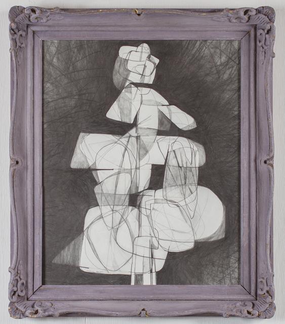 David Dew Bruner, 'Totem Infanta XVII', 2015, Carrie Haddad Gallery
