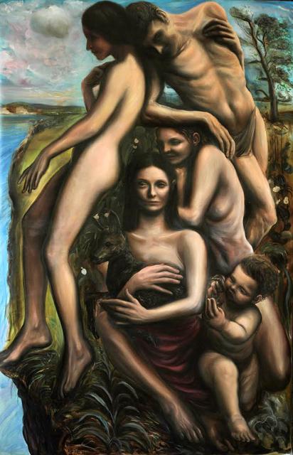 , 'Genesis II,' 2014, Altro Mondo