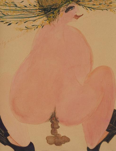 , 'Marta,' 1940, Musée d'Art Moderne de la Ville de Paris