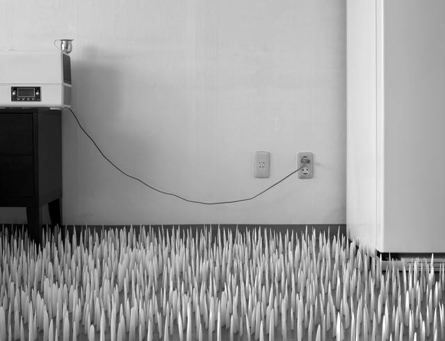 , 'Barricade,' 2008, Gallery EM