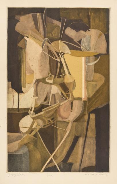 Marcel Duchamp, 'La Mariee (Ginestet & Pouillon 672)', 1934, Forum Auctions