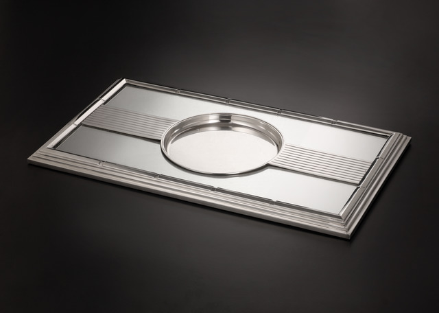 , 'A large Art Deco rectangular centerpiece,' ca. 1930, Fine Art Silver