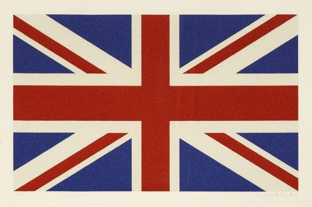 Peter Blake, 'Union Flag', 2016, Sworders