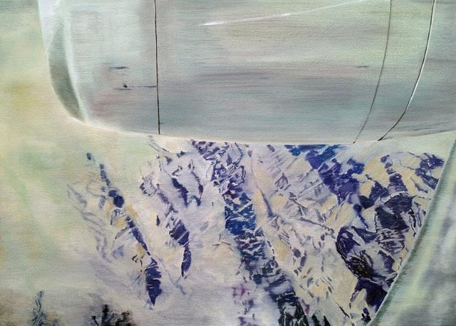 , 'Beltir 47,' 2015, Gallery Baton