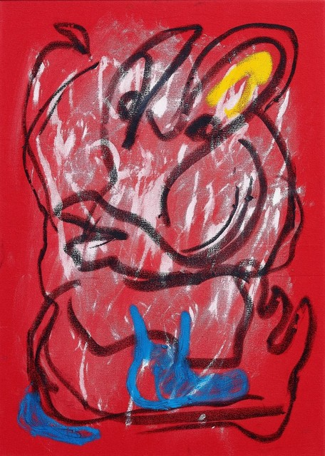 Cameron Platter, 'Blue Shoe', 2018, Gallery 1957