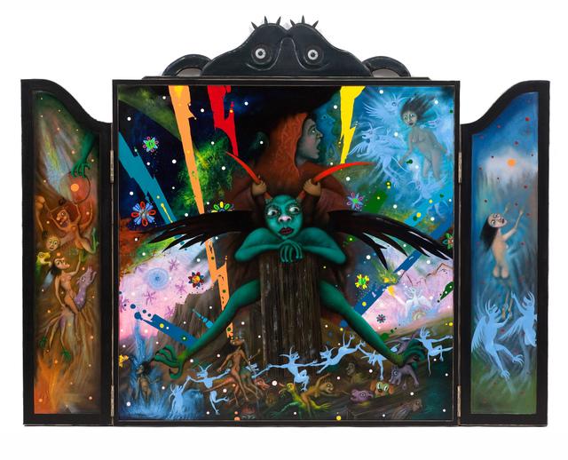 , 'Walpurgis Night - Faust Project,' 2014, David Richard Gallery