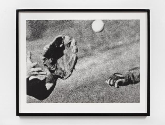 , 'Hands & Feet: Hands, Baseball & Glove,' 2017, Gemini G.E.L.