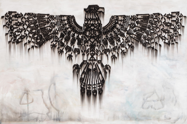 , 'Thunderbird,' 2014, Ricco/Maresca Gallery