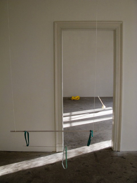 , 'Installation view of the exhibition Margrét H. Blöndal at Nicolas Krupp, Basel Switzerland,' 2008, Fort Worth Contemporary Arts
