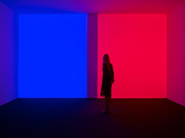 , 'Orca, Blue-Red,' 1968, Lévy Gorvy