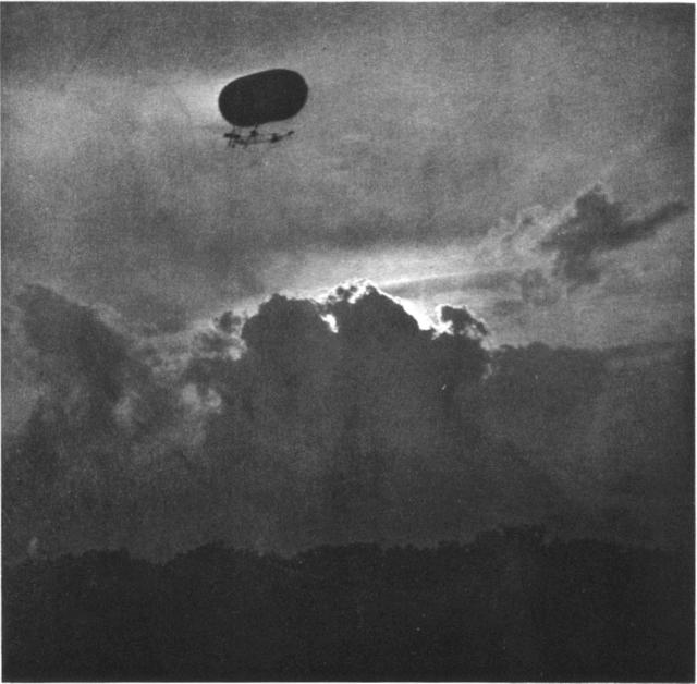 Alfred Stieglitz, 'A Dirigible (1910)', Oct. 1911, Robert Mann Gallery