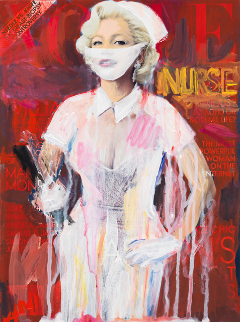 , 'The Nurse Issue,' 2016, ArtStar