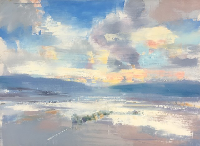 Craig Mooney, 'Clouds', 2019, Painting, Oil on Canvas, Shain Gallery