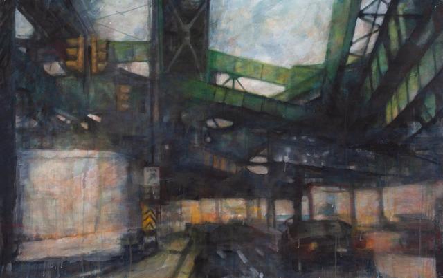 "Norbert Waysberg, '""Le Chemin""', 2017, Gallery 104"