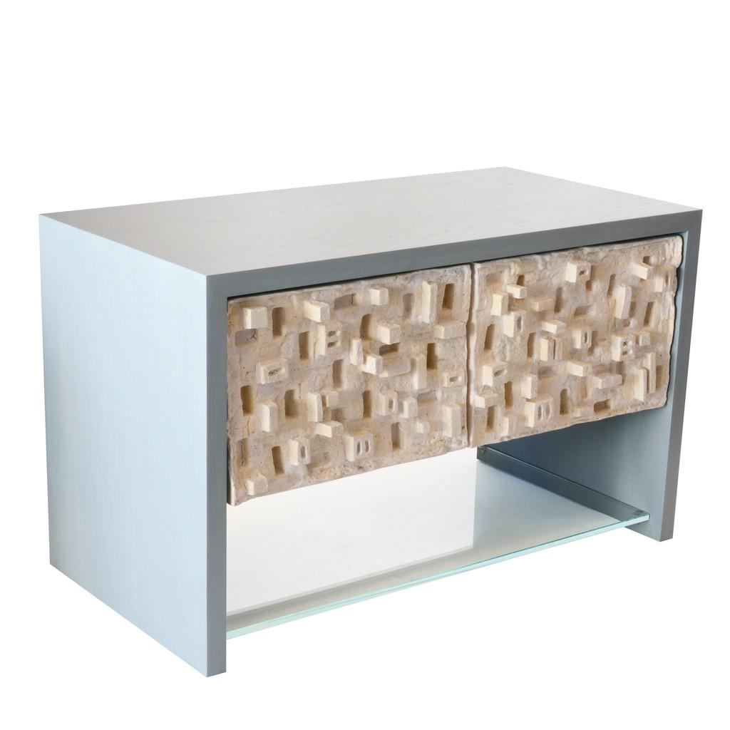 Antoinette faragallah sandbar side table 2014 artsy - Artsy coffee tables ...