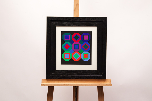Victor Vasarely, 'Okta', 1985, Artrust