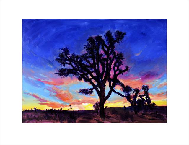, 'Joshua Tree, Sunrise (2019),' 2019, Castle Fine Art