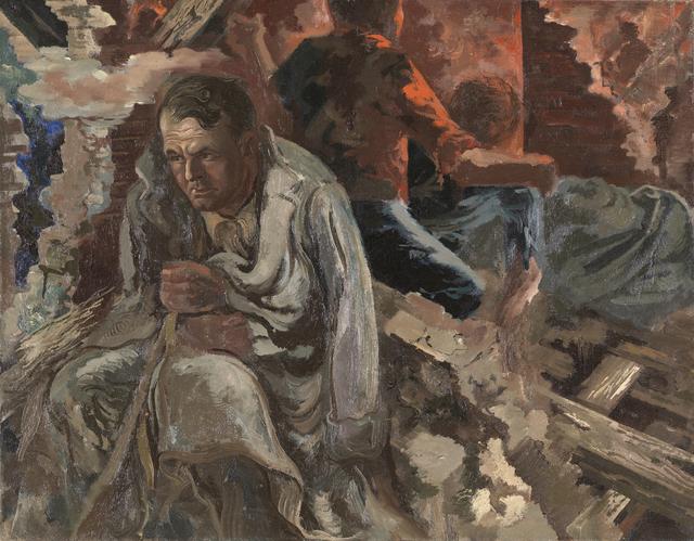 , 'Remembering (Self-Portrait),' 1936-1937, David Nolan Gallery