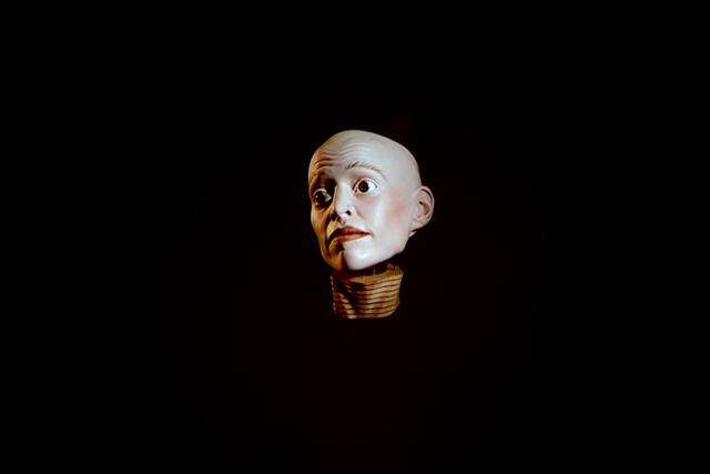, 'Eidolon,' 1998-1999, MASS MoCA