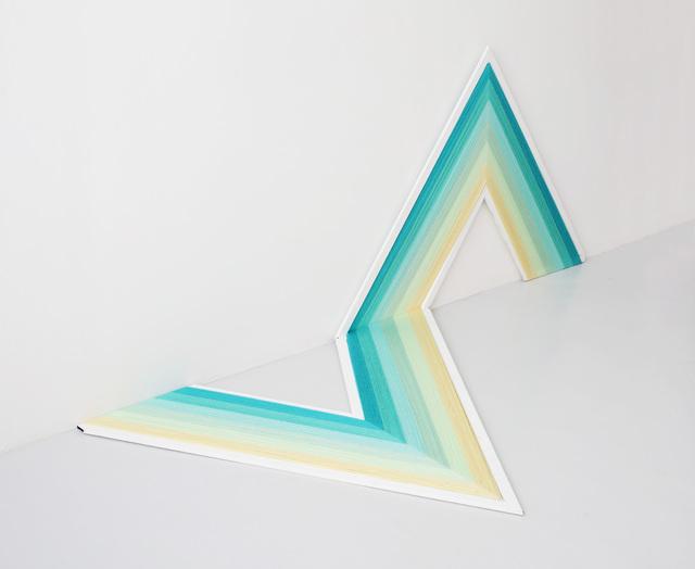 , 'Line #7 (Paesaggio Acre),' 2015, Operativa arte contemporanea